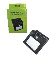 20 LED Solar Powered PIR Motion Sensor Wall Light